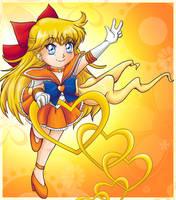 .:Sailor Venus:. by RikaChan3