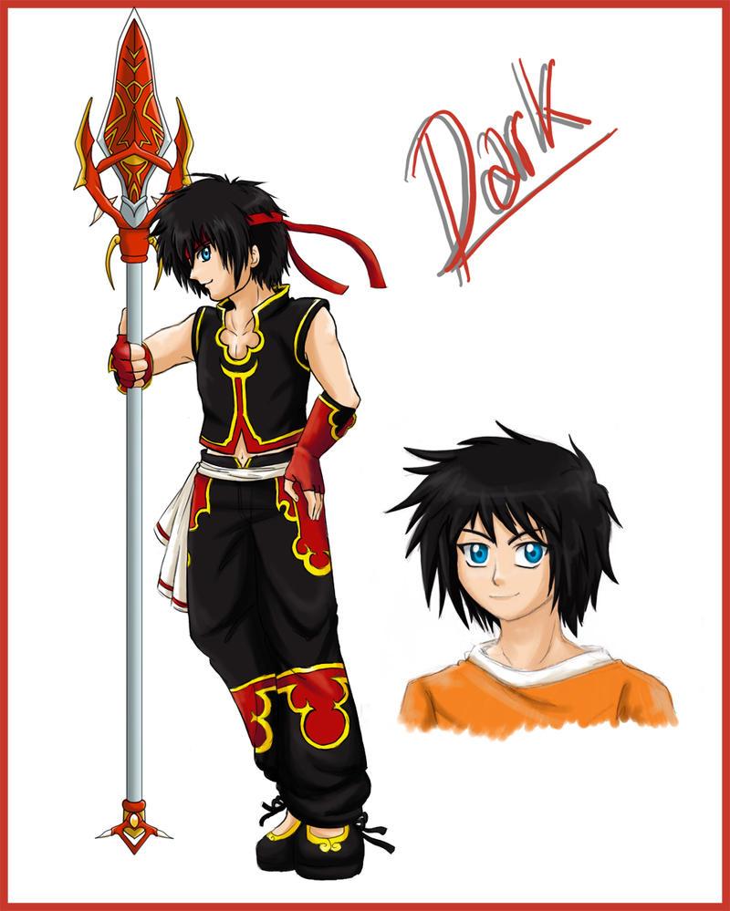 .: Dark Base:. by RikaChan3