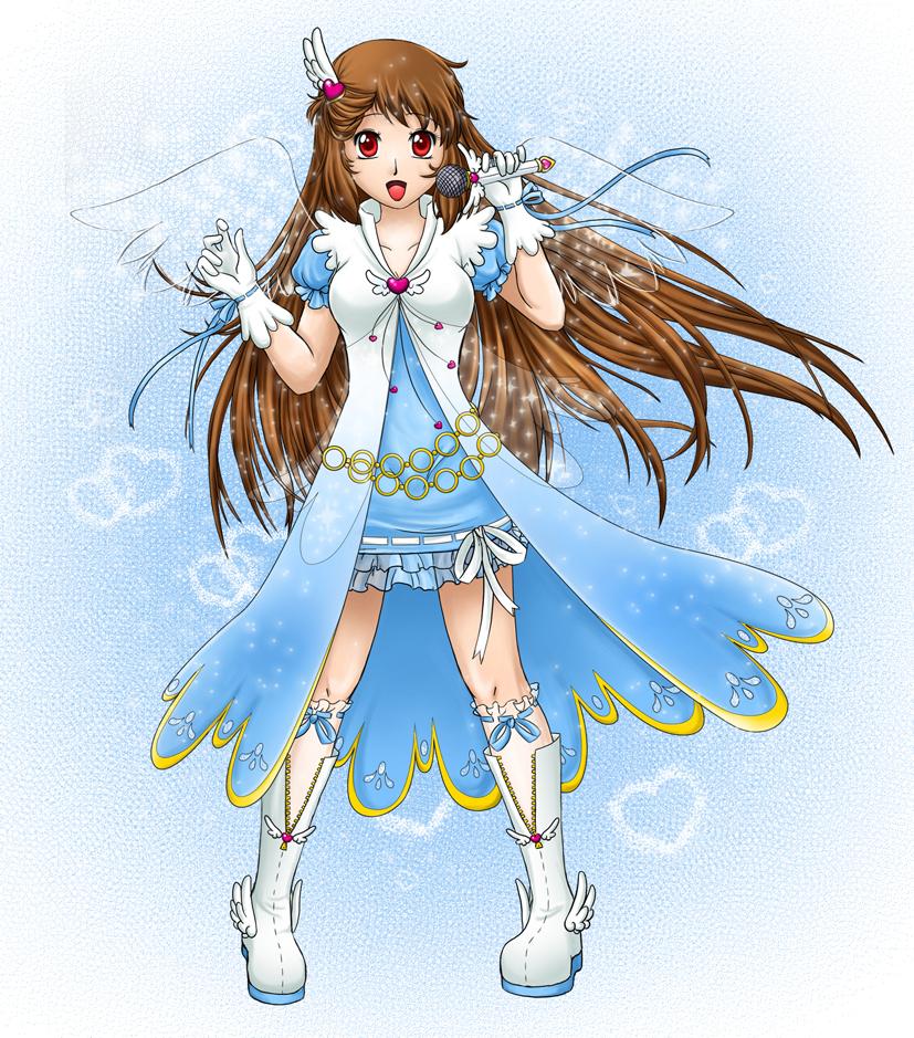 .:singer Rika:. by RikaChan3