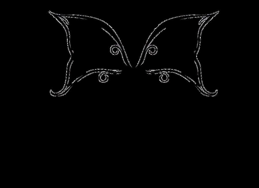 Dibujo De Mariposa Para Colorear En Linea Biblioteca De: Tribal Mariposa By RikaChan3 On DeviantArt