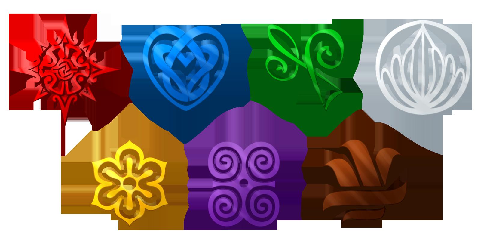 Prize .:Emblems:. by RikaChan3