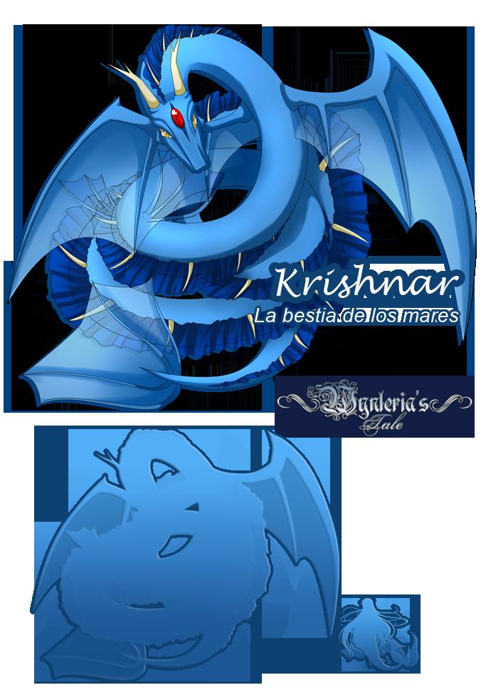 Krishnar: the beast of the seas by RikaChan3
