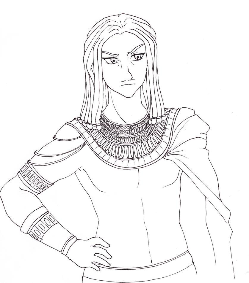 Comm. Osiris by RikaChan3