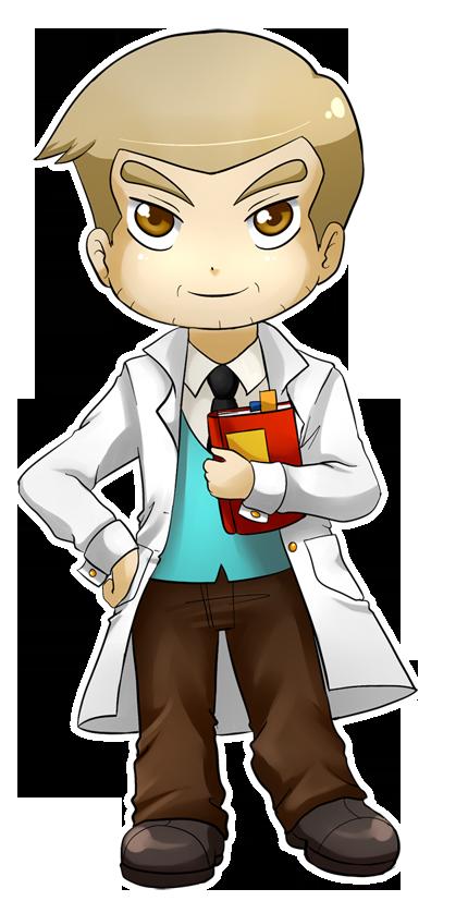 Prof. Ype by RikaChan3