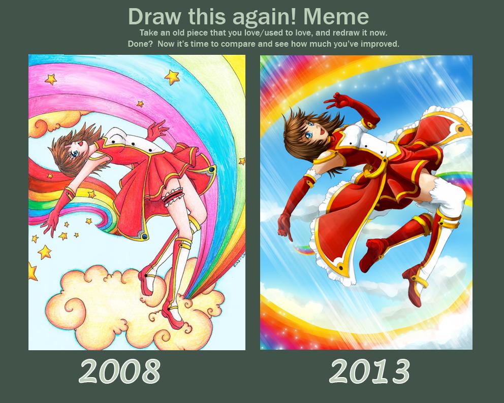 Draw this again by RikaChan3