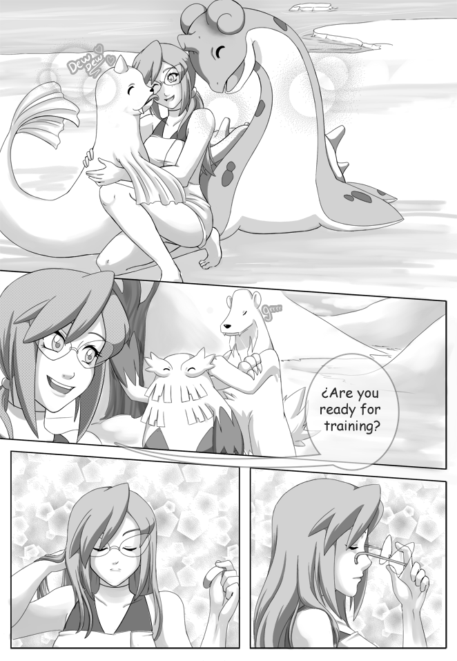 Lorelei Story page 02 by RikaChan3