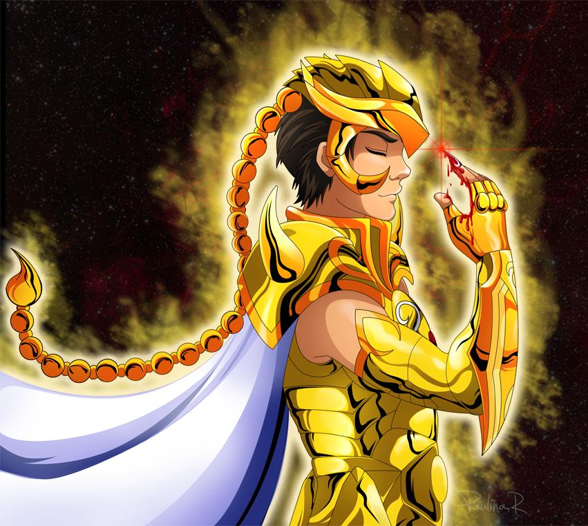 Commission :Krauser of Scorpio: by RikaChan3