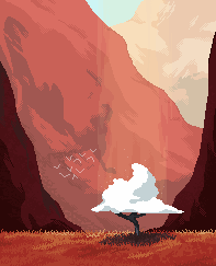 Pixel: The Tree of the Dead by RikaChan3
