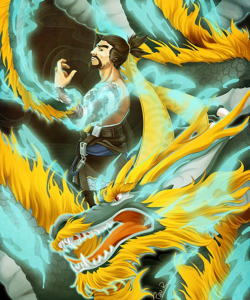 Ryuu ga waga teki wo kurau by RikaChan3