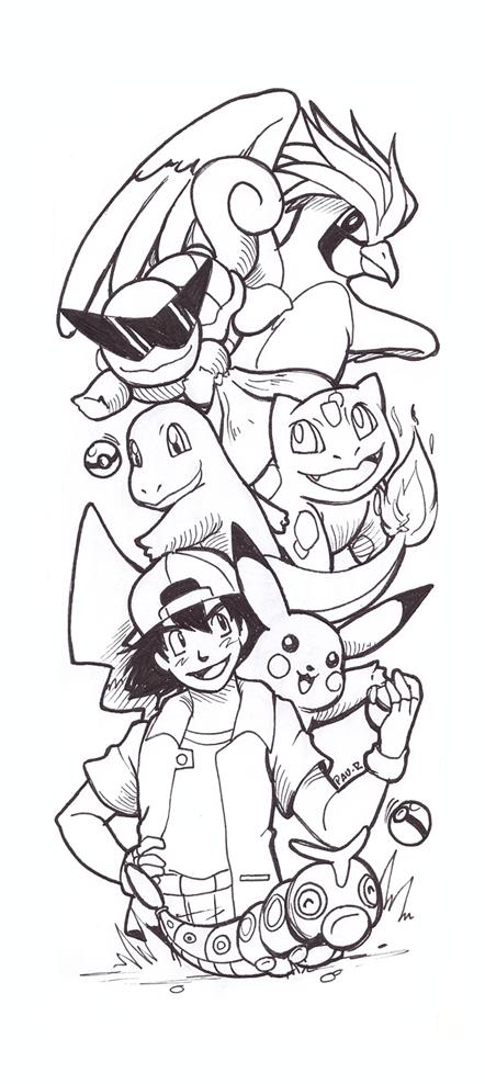 First Team! by RikaChan3