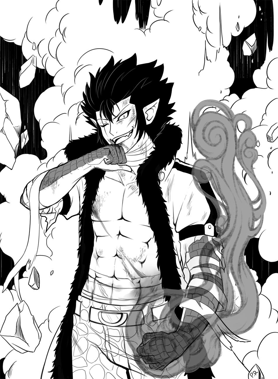Poison Dragon Slayer by RikaChan3