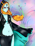 Midna done quickly 2012