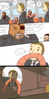 Cheep cheep Quoth the Hawkeye