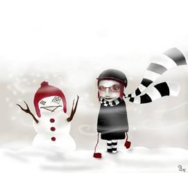 winter yuke by painted-ishi