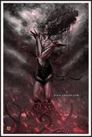 Vexilla regis prodeunt inferni by Entenn