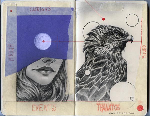 Thanatos by Entenn