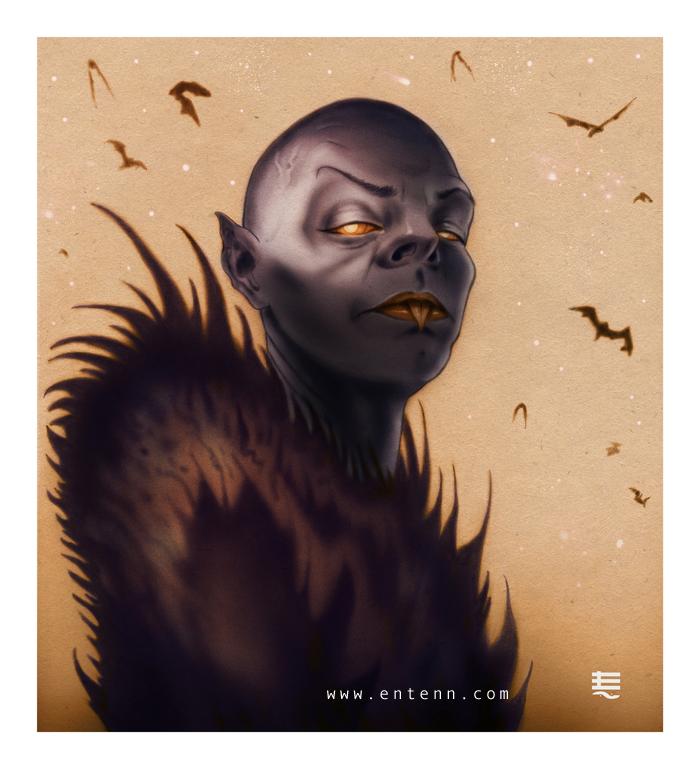 Nosferatu by Entenn