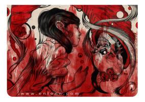 Crimson by Entenn