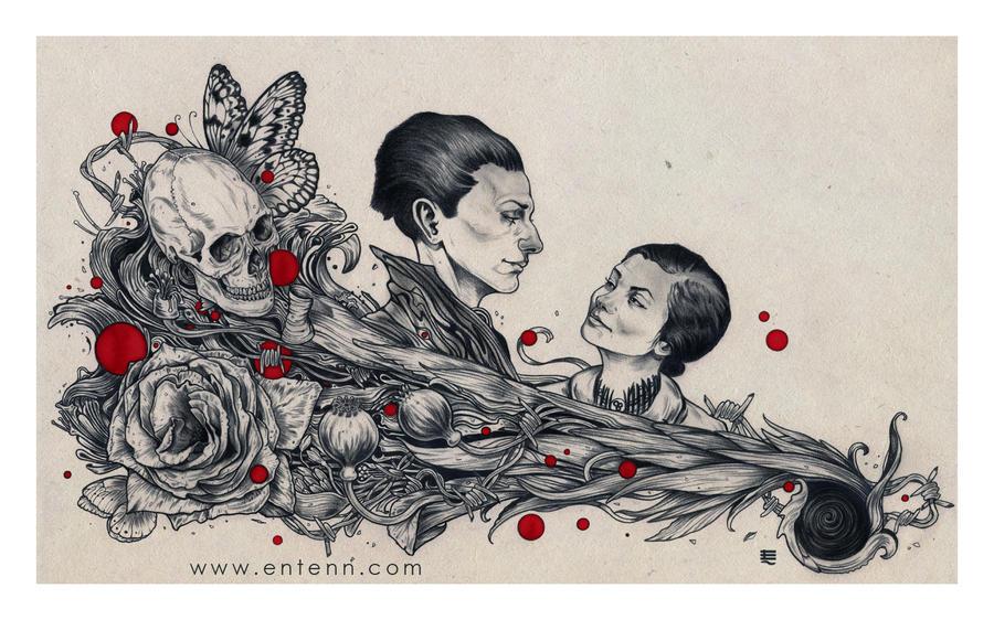 Floral song - Viragenek by Entenn