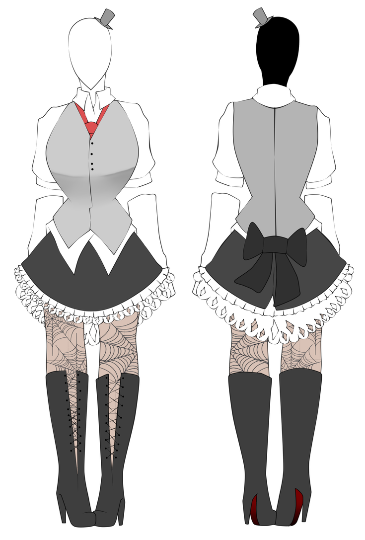 Tsubame Design by SimsterD