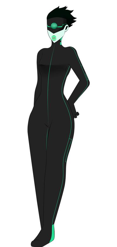 Jade FullBody by SimsterD
