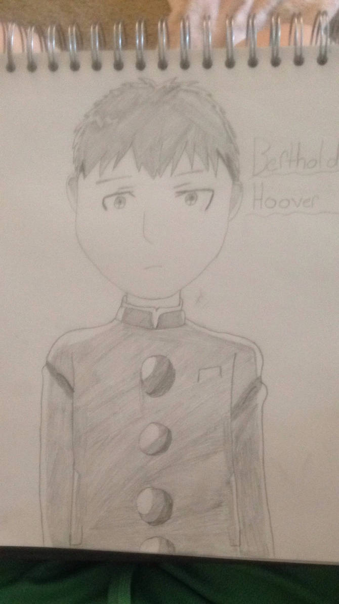Bertholdt Hoover (AOTJH) by arianajh8 on DeviantArt