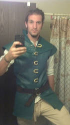 Flynn Rider Cosplay test by 23rddaycosplay
