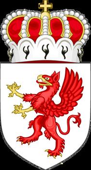 Lesser coat of arms of Pomerania (IM)