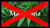 Anti-Marijuana Stamp