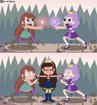 Elizabeth vs Etheria Butterflies