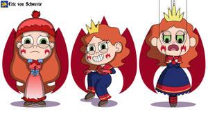 Three Kinds of Princess Meteora I