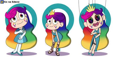 Three Kinds of Princess Venus