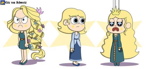 Three Kinds of Princess Helia