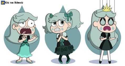 Three Kinds of Princess Heaven