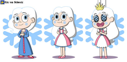 Three Kinds of Princess Celestia