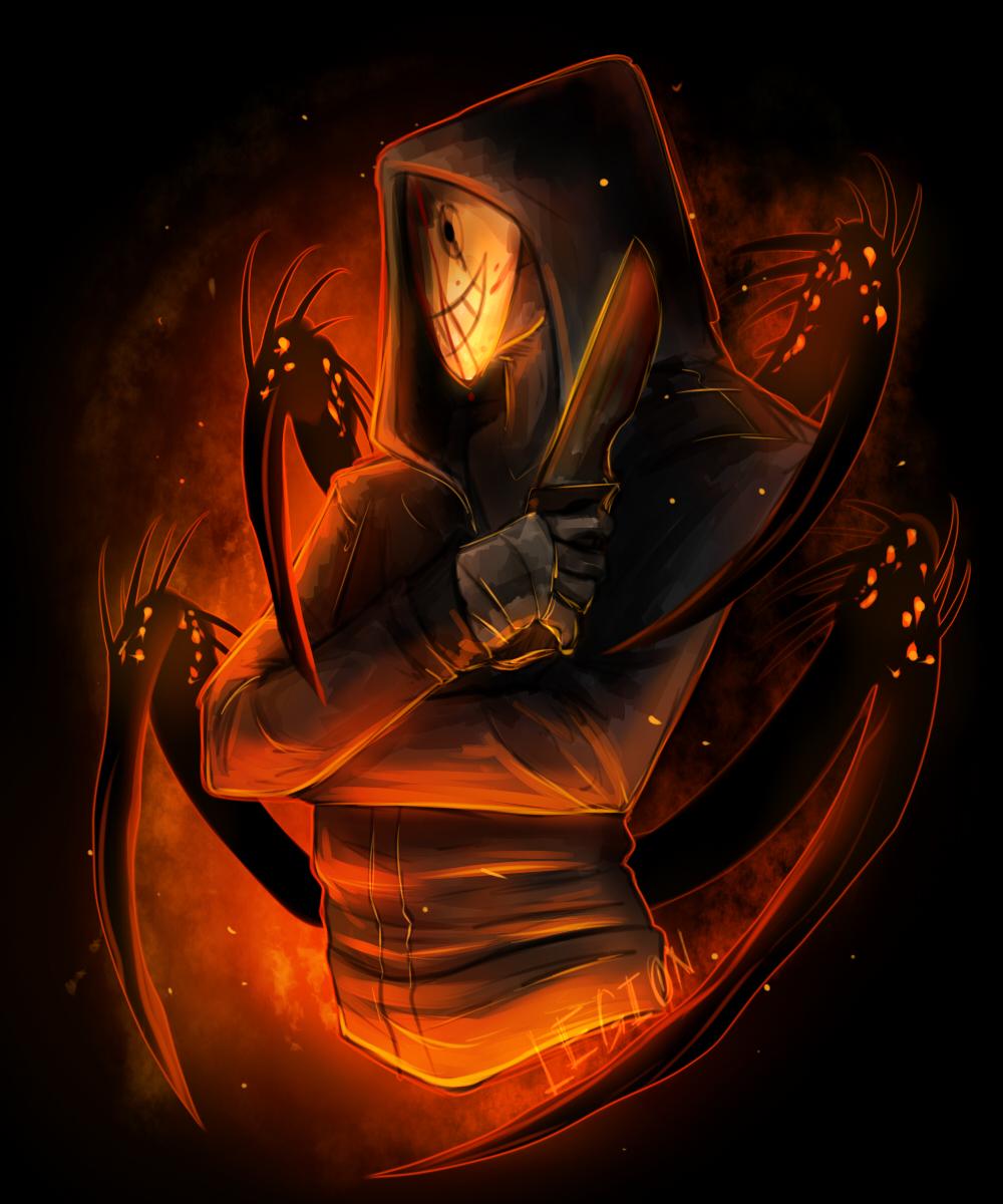 The Legion Dead By Daylight By Carify On Deviantart