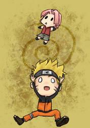 Naruto by Lexis-Saia