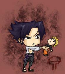 Sasuke - Naruto by Lexis-Saia