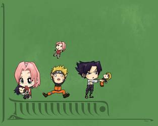 Naruto wallpaper by Lexis-Saia