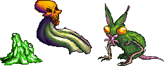 Halloween Sprites by Ozkumeti
