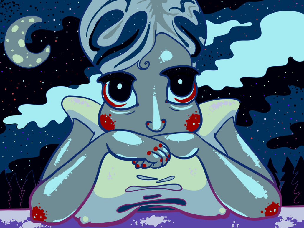 Night Girl by Ozkumeti