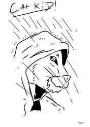 cat kid rough draft