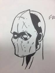 Freerunner head sketch