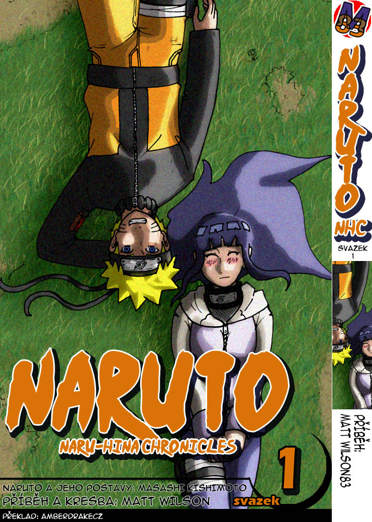 Naruto: NaruHina Svazek 1 by amberdrakecz