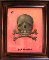 La Calavera by lordego1