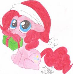Present Pinkie ~ Fire Flash by FireFlash-FrostBlast