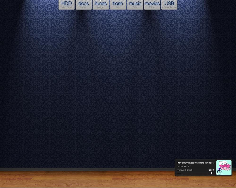 Winter Desktop by betty02