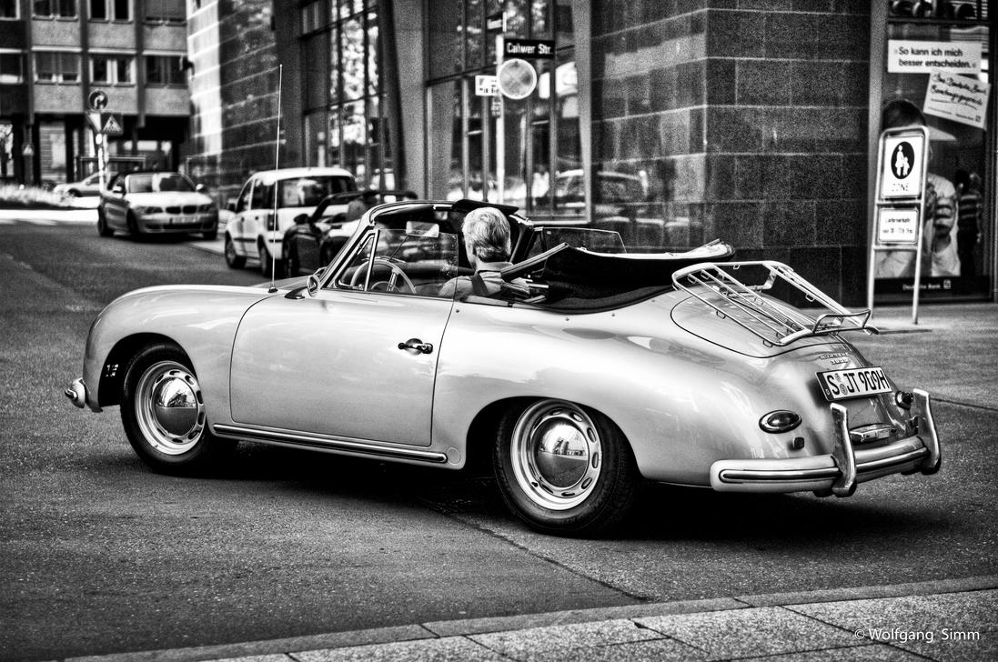 Old Porsche No 1 By Wulfman65 On Deviantart