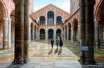 Milano Monastery by wulfman65