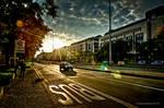 backlight city